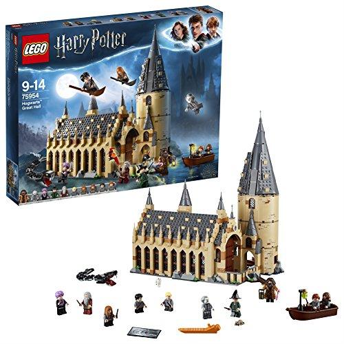 Lego Harry Potter - Wielka Sala (Hogwart) 75954 za ~355,50zł z wysyłką @ Amazon