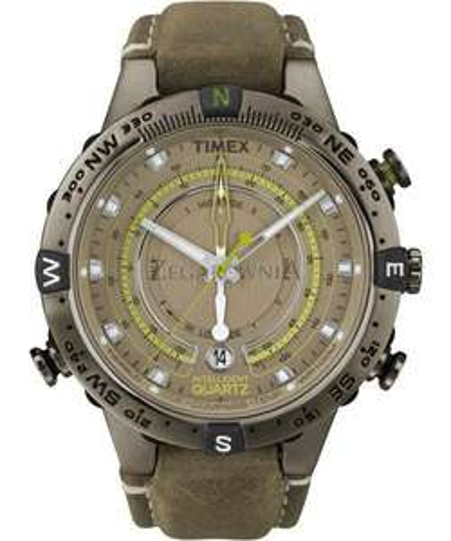 Zegarki z serii Timex Adventure Series Tide Temp Compass