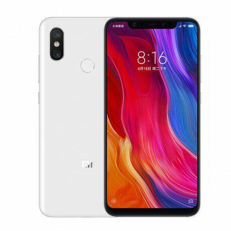 Xiaomi Mi 8 6/128 biała wersja