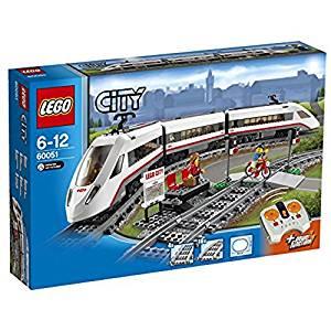 Kolejka elektryczna Lego City 60051 @ Amazon