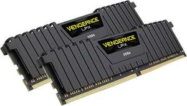 Pamięć Corsair Vengeance LPX DDR4, 8GB, 2666MHz, CL16