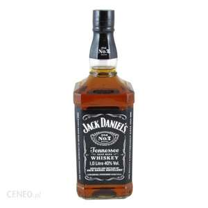 Whiskey Jack Daniels 1l Carrefour