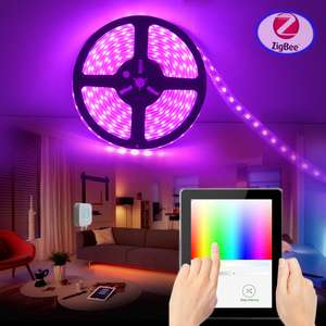 Tańszy zamiennik taśm Philips HUE LightStrip Plus - AliExpress