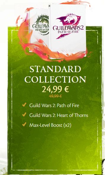 Guild Wars 2 + pakiet dodatków Heart of Thorns i Path of Fire