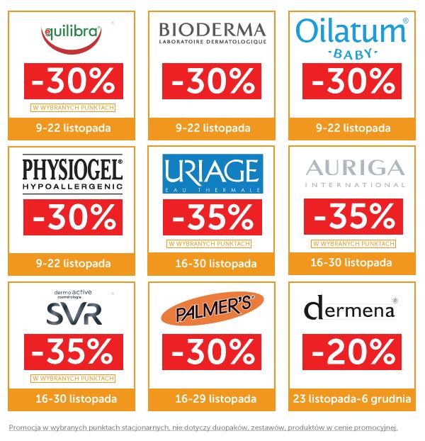Do -35% na wybrane marki @ Ziko Apteka