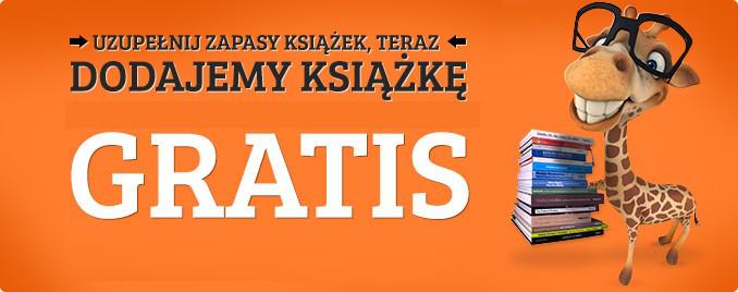 1+1 GRATIS @ Tania Książka