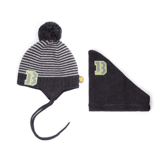 Komplet dziecięcy- czapka + chustka- COCCODRILLO