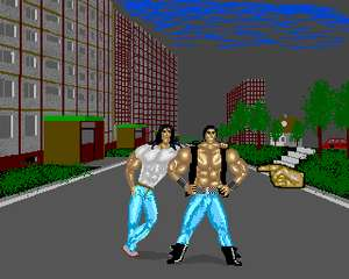 Franko The Crazy Revenge za uczciwą cenę KLASYK Amiga