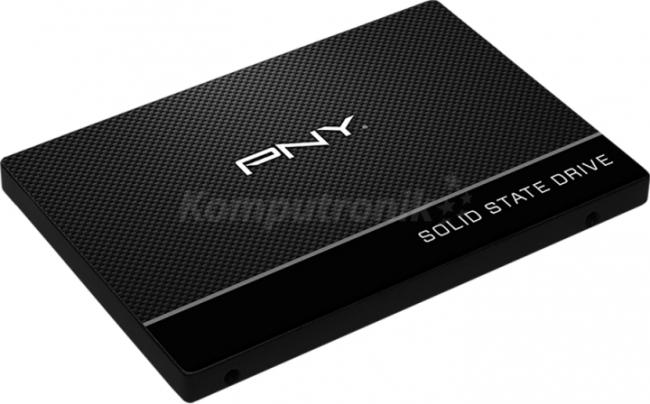 Dysk SSD PNY CS900 120GB (515R/490W)
