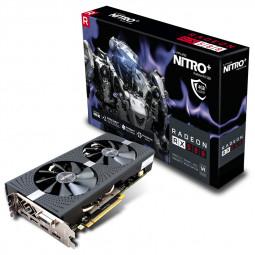 SAPPHIRE RX 580 Nitro+ 4GB + 2 gry do wyboru