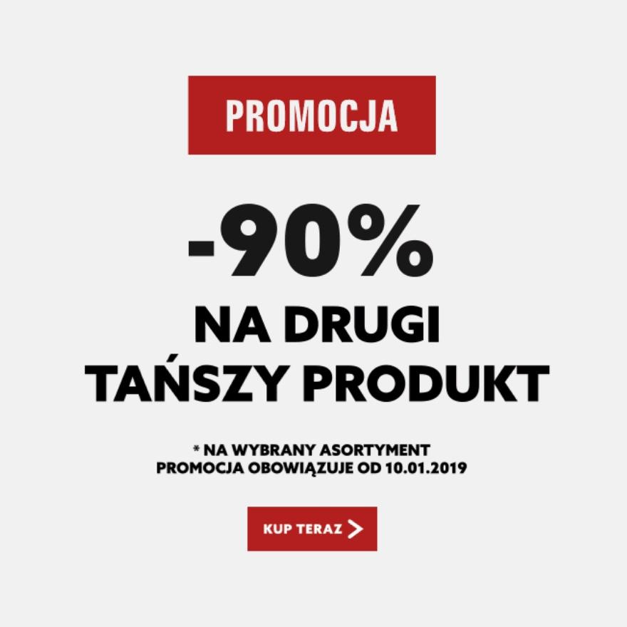 Bigstar.pl / - 90% na drugi tańszy produkt