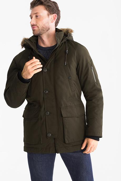 Męska kurtka puchowa za 179,55zł @ C&A