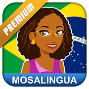 Mosalingua Premium - Brazilian Portuguese @ Google Play / iTunes