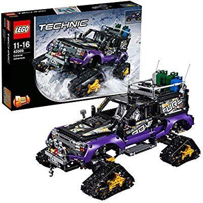 LEGO Technic 42069 Ekstremlna Przygoda