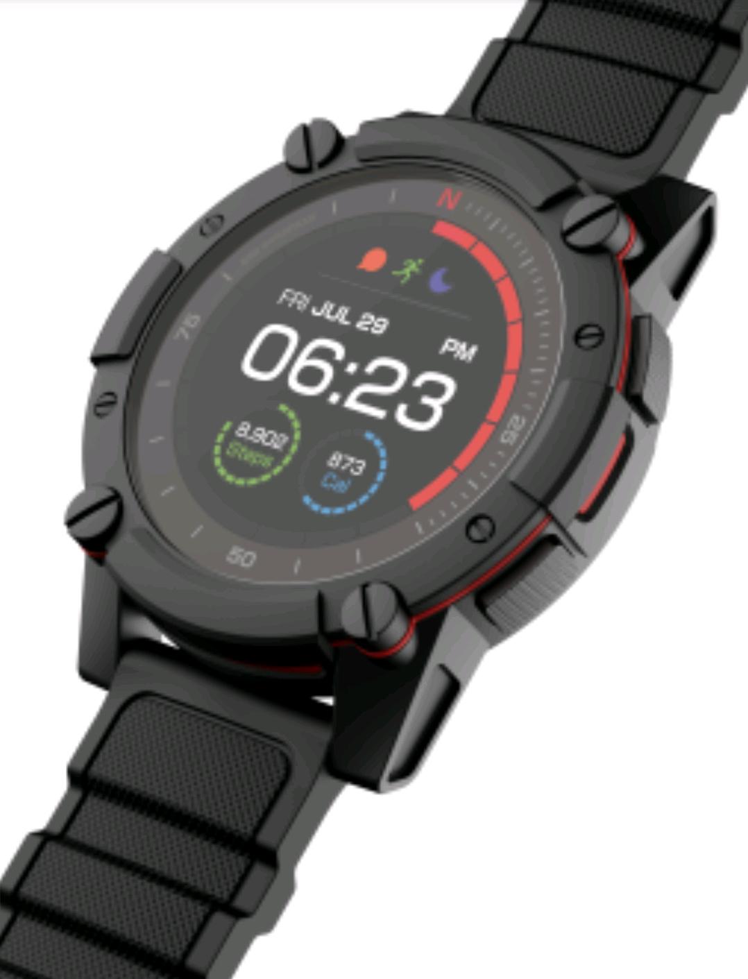 Matrix PowerWatch 2 - Smartwatch, którego nie musisz ładować!