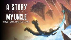 A Story About My Uncle - Gra (STEAM - PC/Mac/Linux) Humble Bundle Za Darmo!