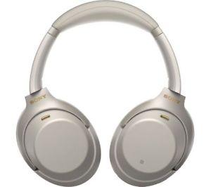 Słuchawki Sony WH-1000XM3 ANC srebrne ebay.de