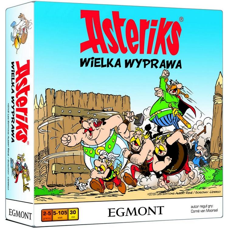 Gry - Asteriks wielka wyprawa lub Kajko i Kokosz za 14,99zł @ Smyk