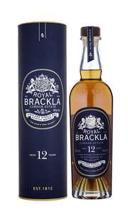 Royal Brackla 12YO Single Malt Szkocja