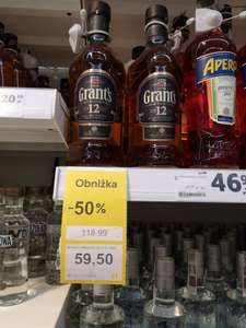 WHISKY GRANTS 12Y 0.7l