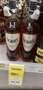 WHISKY GRANTS BLENDED SCOTCH 0,7 @ Tesco