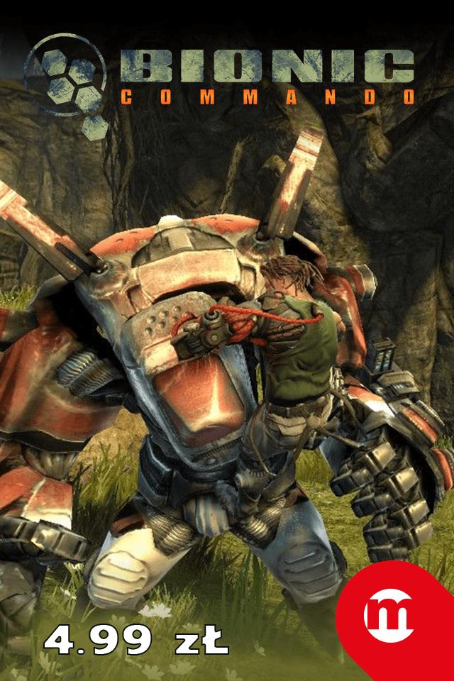 Bionic Commando, ESD @ morele.net