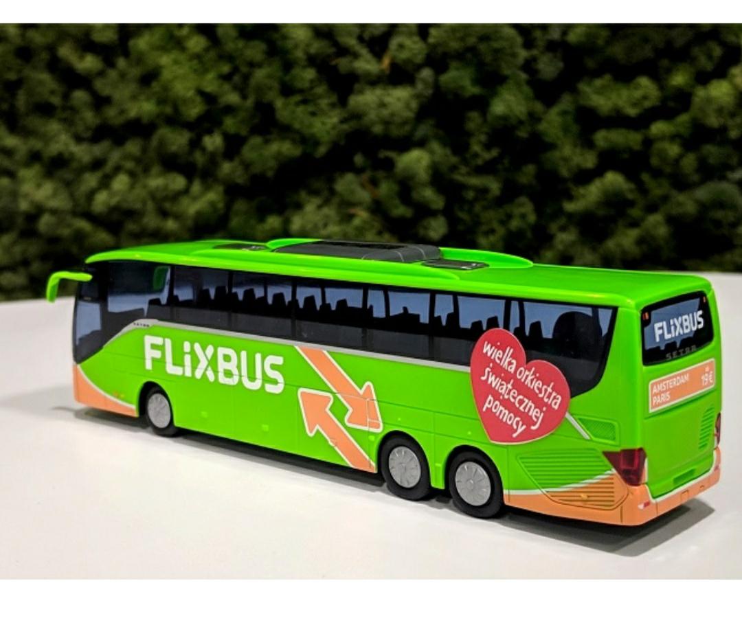 Flixbus przejazdy za darmo dla wolontariuszy WOŚP