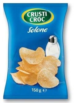 Chipsy ziemniaczane Crusti Croc 150g/1.49zł @Lidl