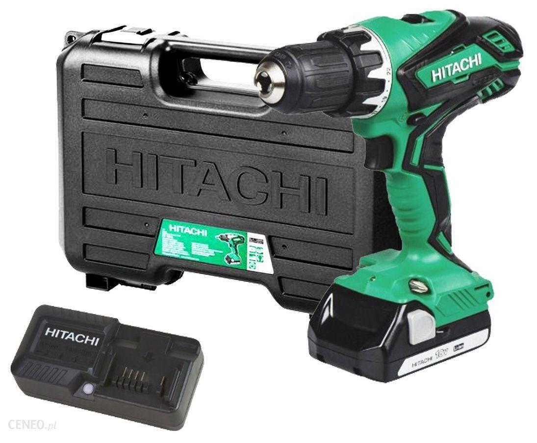 Hitachi DS18DJL 18V 1x1.5aH