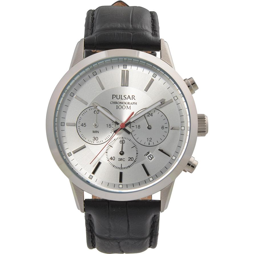 Pulsar Męski zegarek sportowy PT3749X1