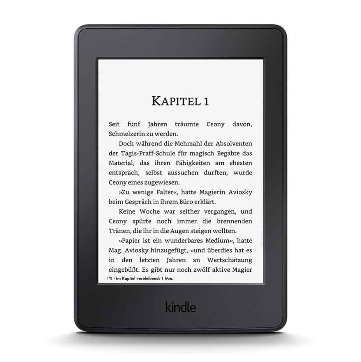 Kindle Paperwhite III o 20 euro taniej @ Amazon.de