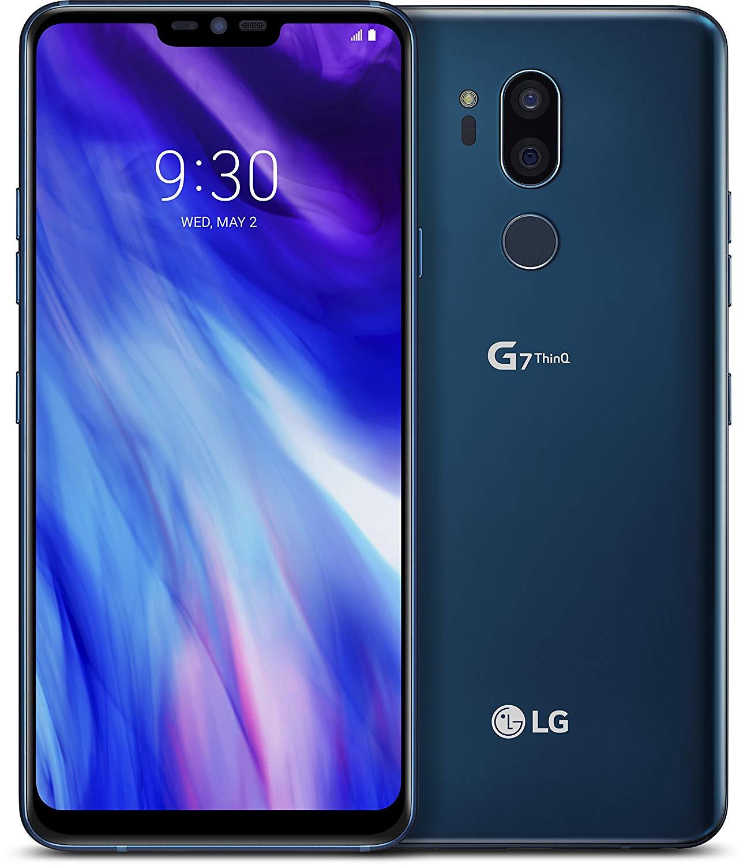 LG G7 ThinQ Niebieski 372 EUR