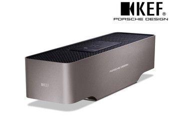 Głośnik Bluetooth KEF Gravity One | Porsche Design
