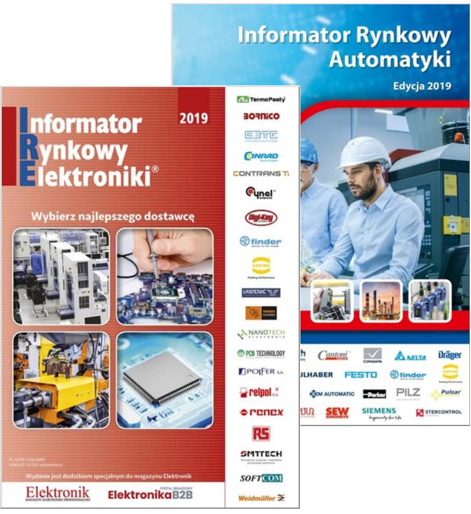 Elektronika i Automatyka - katalogi branżowe EBOOK dla pasjonatów i specjalistów