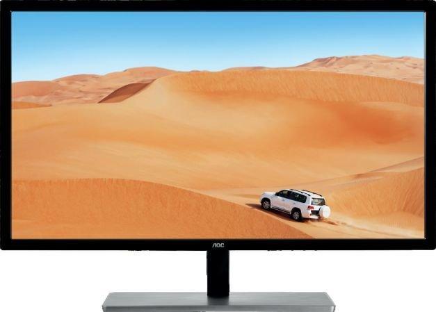 "Monitor AOC 31.5"" QHD (2560x1440)  IPS 75Hz Free-sync"