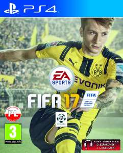 Empik (inaczej cancel) Fifa 17 Playstation 4 PS4.