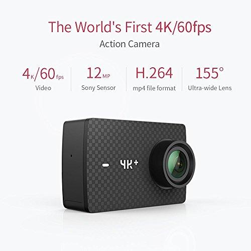 YI 4K+ (Plus) Action Camera 4 K