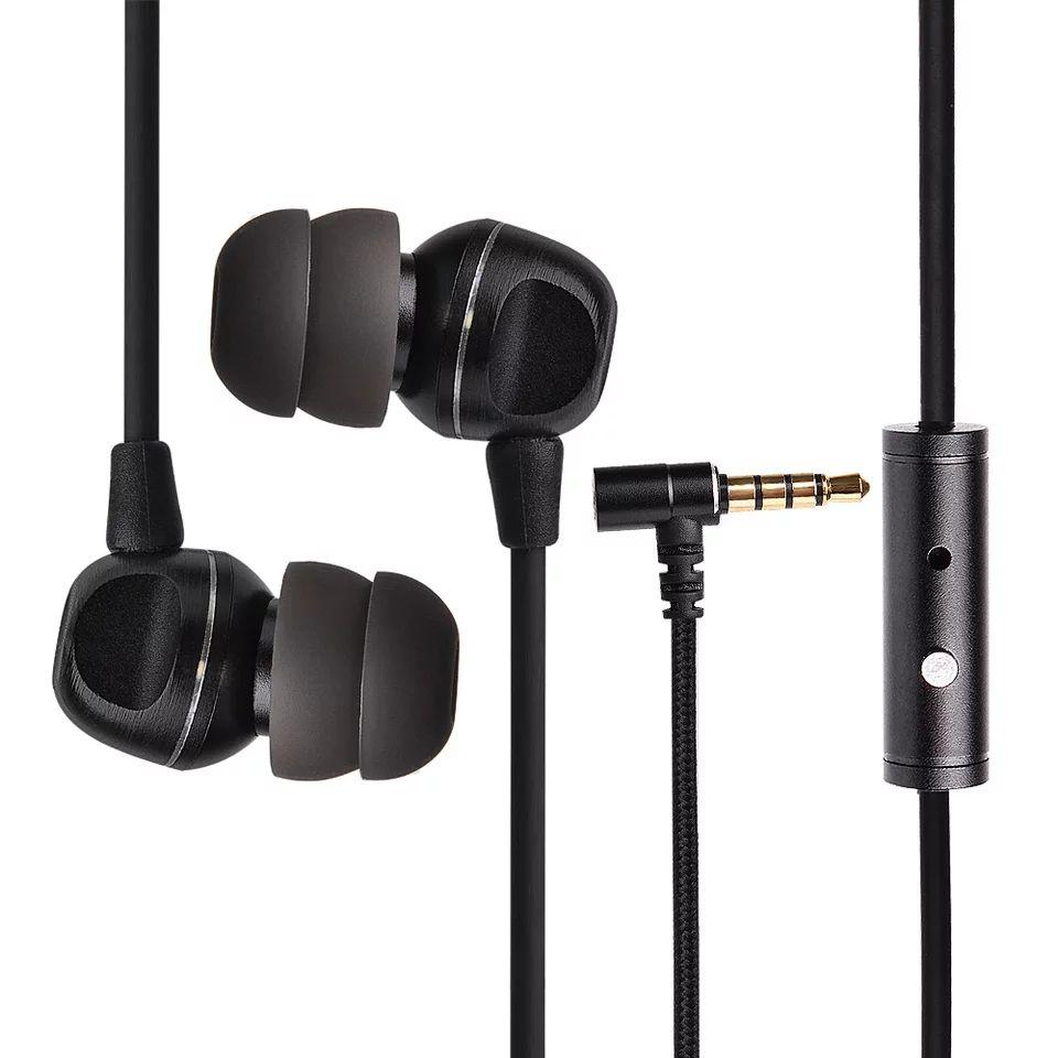 Słuchawki dokanałowe MEMT X5s - następcy Rock Zircon