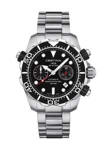Zegarek Certina DS Action Diver Automatic Chronograph