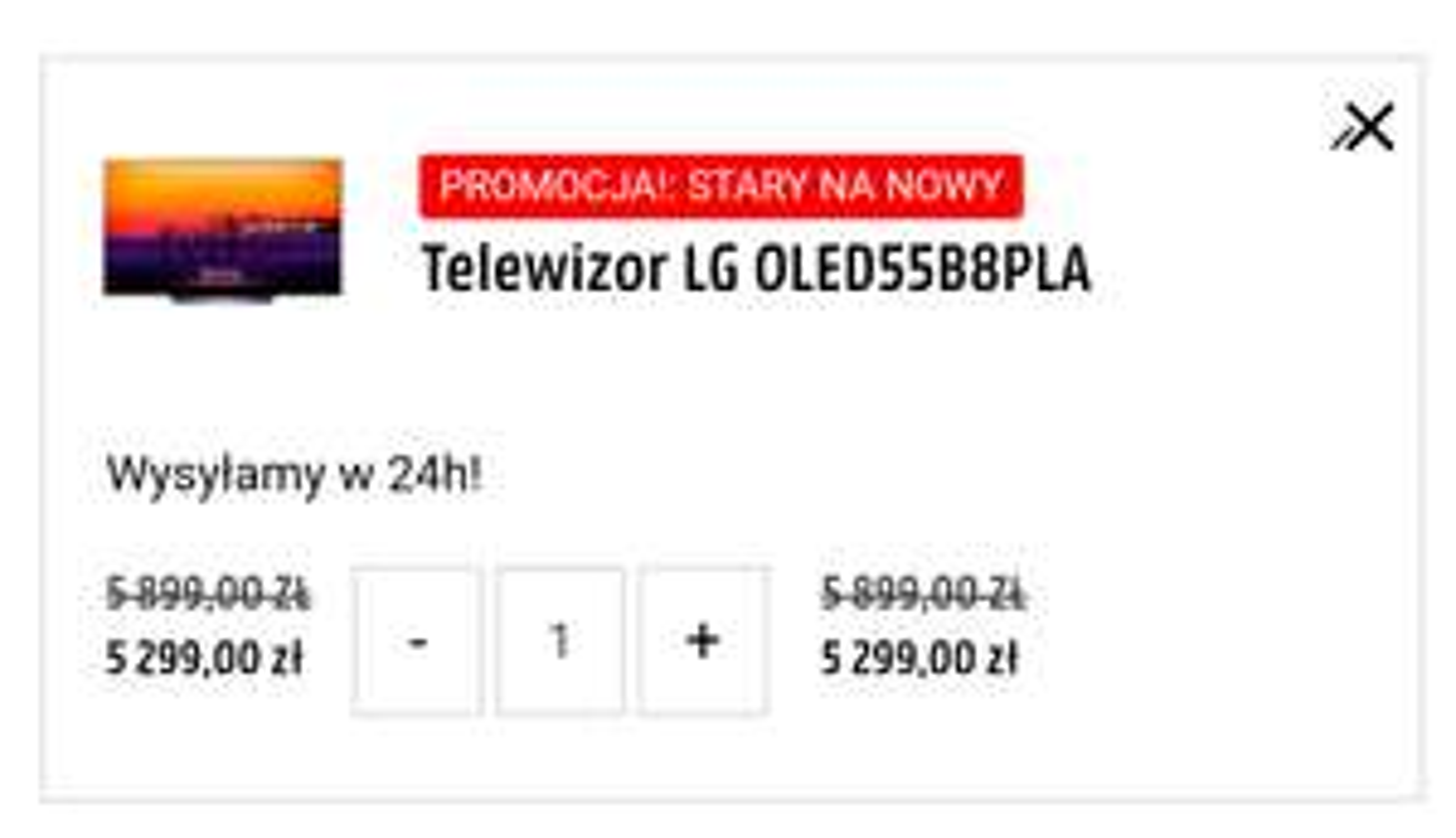Lg Tv Oled 4k taniej w sklepie Media Markt.