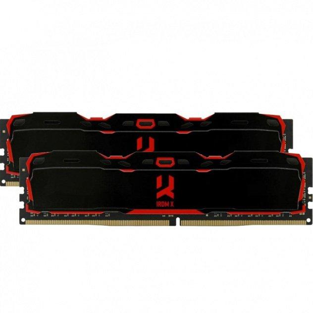 Pamięć GoodRam IRDM X 2x8GB DDR4 3000 MHz CL16-18-18