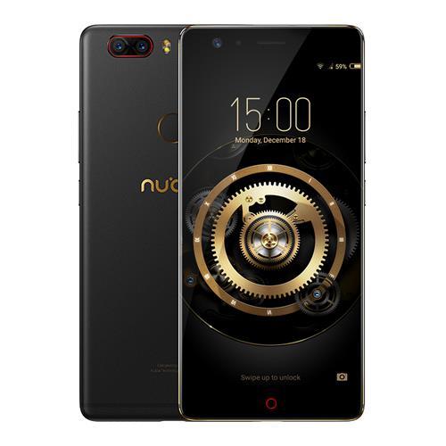 ZTE Nubia Z17 Lite 6/64GB - z NFC, Quickcharge 3.0 i Android 7.1 - czarny/zloty @geek