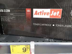 Toner ActiveJet TN2120 Brother, Carrefour