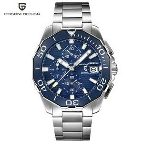 "Zegarek Pagani Design ""Aquaracer Chronograph"""