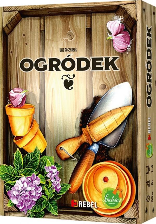 OGRÓDEK (EDYCJA POLSKA) gra planszowa 26.99 z kuponem rabatowym zł w CDP.PL update