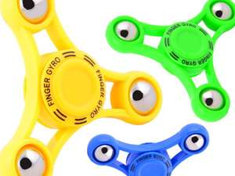 Fidget spinner 4 kolory