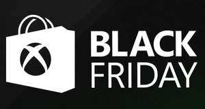 [Black Friday] 25-80% taniej gry na Xbox One i Xbox 360 @  xbox.com