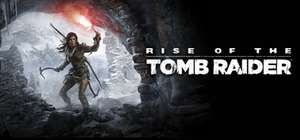 Rise of the Tomb Raider -80% (steam)