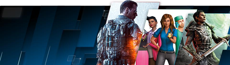 Black Friday w sklepie Origin. Wiele tytułów (m.in z serii Battlefield, Dragon Age, Crysis, Mass Effect itd.)