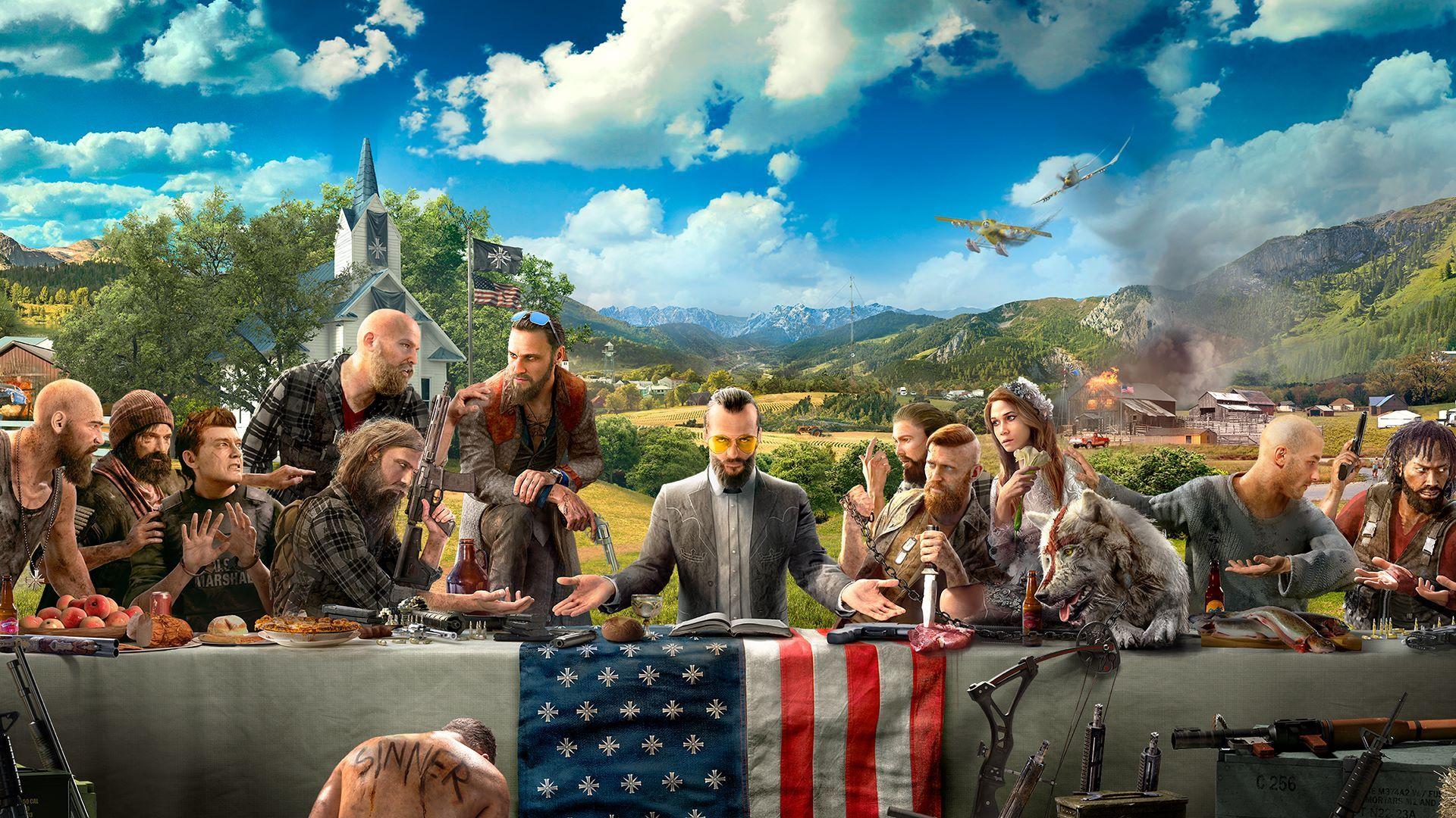 Niezła cena na Far Cry 5 na argentyńskim MS Store (zdrapki)